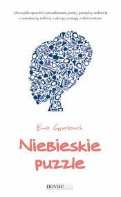 Niebieskie puzzle — Ewa Gyurkovich