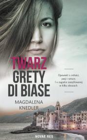 Twarz Grety di Biase — Magdalena Knedler