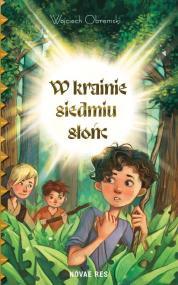 W krainie siedmiu słońc — Wojciech Obremski