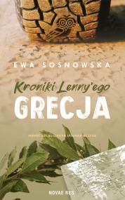 Kroniki Lenny'ego. Grecja — Ewa Sosnowska