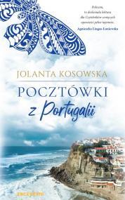 Pocztówki z Portugalii — Jolanta Kosowska