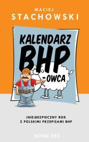 Kalendarz BHP-owca — Maciej Stachowski