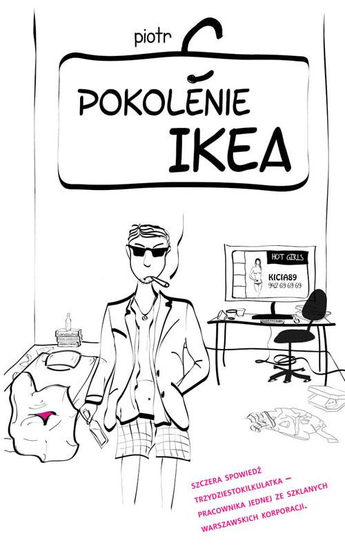 Zaczytanipl Pokolenie Ikea Piotr C